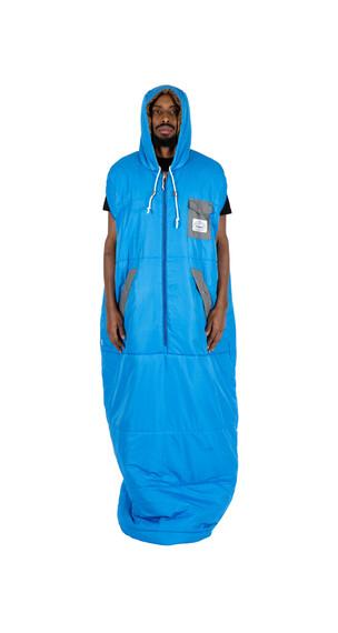 POLER The Napsack Sovepose XL blå